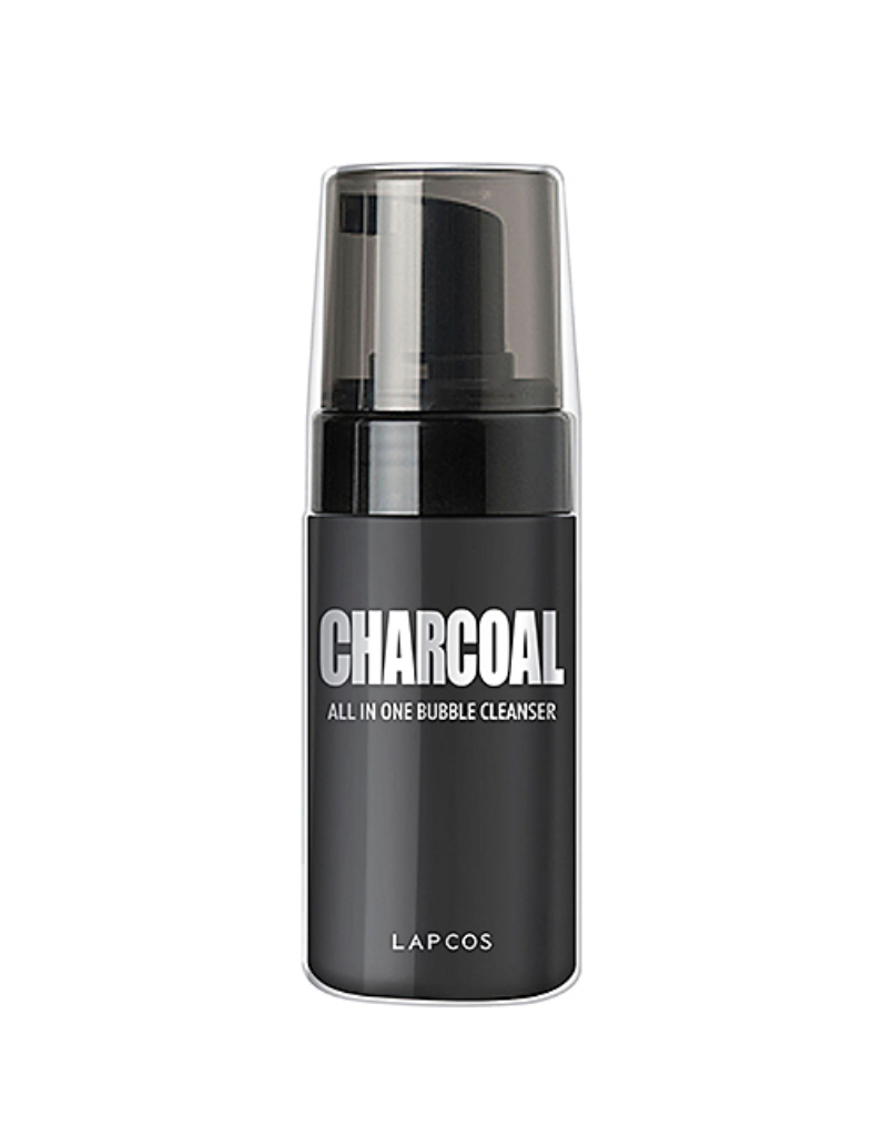 Lapcos Charcoal Bubble Cleanser