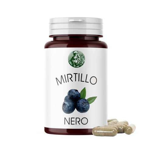Capsule di Mirtillo nero 50 cps