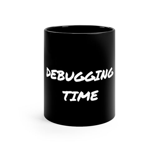 CodeParel | Debugging Time | Developer Coffee Mug