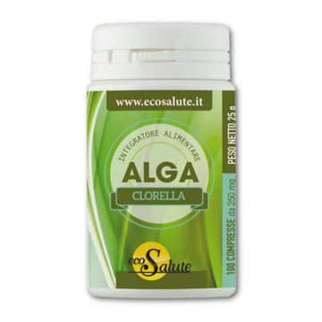 ALGA CLORELLA IN COMPRESSE