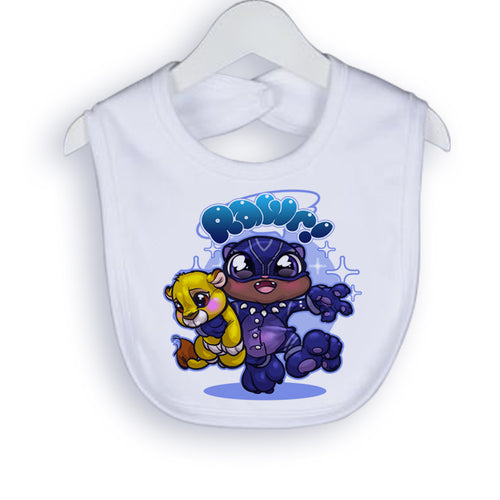 Bubba Panther Bib