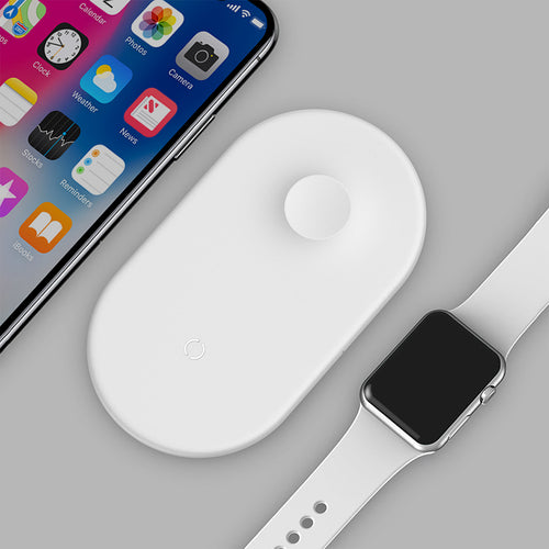 Baseus 2-in-1 Wireless Charger