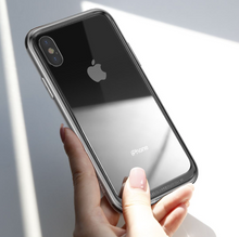 Platinum iPhone X Bumper