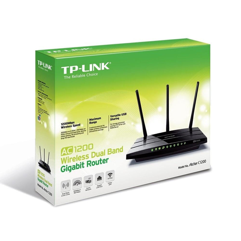Tp-Link Archer AC1200-Digibit