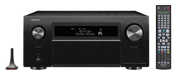 Denon AVC-X8500 H - Digibit