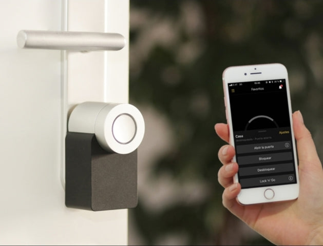 Nuki Smart Lock 2.0 - Digibit