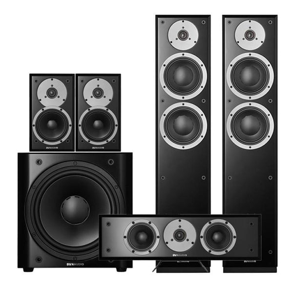 Dynaudio E6+ - Digibit