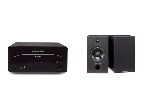 Cambridge Audio One + SX 60 - Digibit