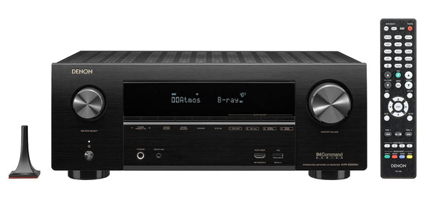 Denon AVR-X2600H - Digibit