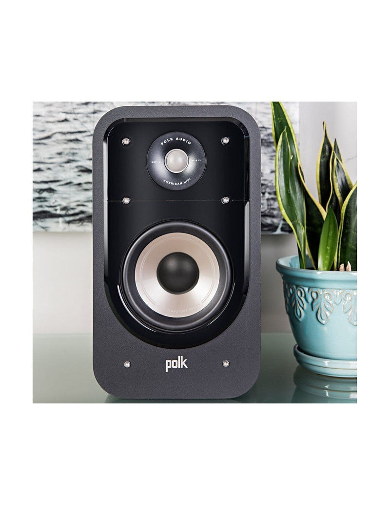 Denon PMA 800 + Polk Audio S20e - Digibit