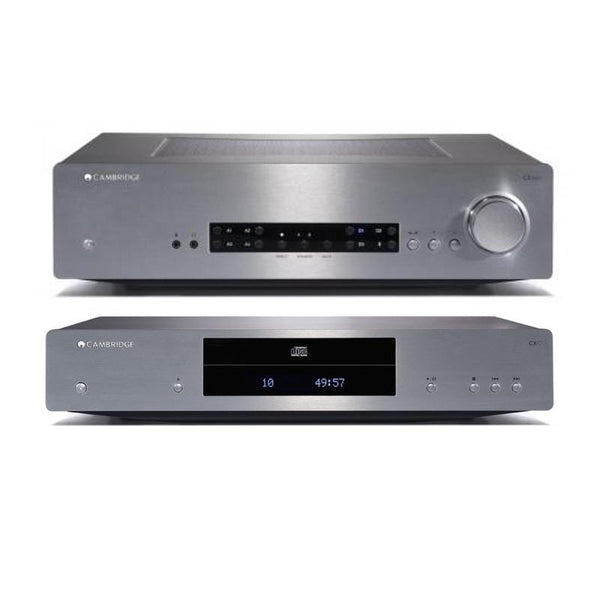 Cambridge Audio CXA80 + Cambridge Audio CXC - Digibit
