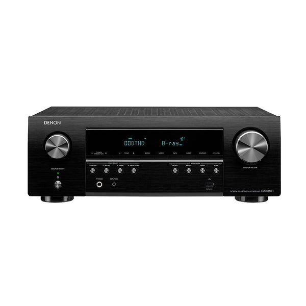 Denon AVR-S650H - Digibit