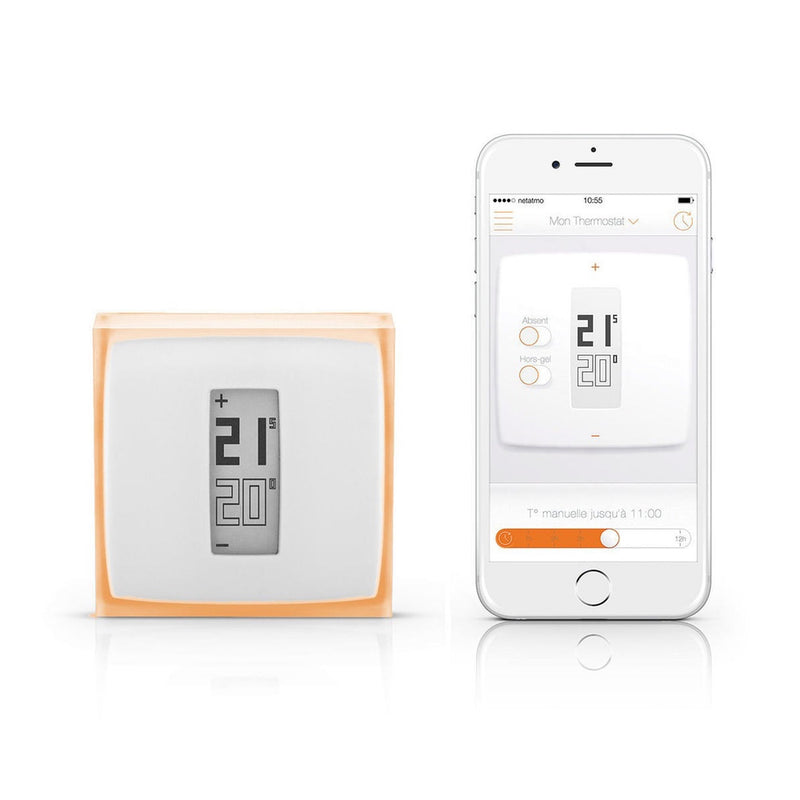 Netatmo Termostato inteligente - Digibit