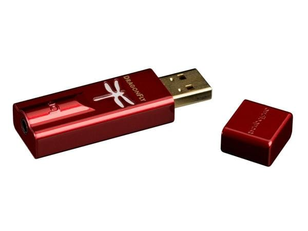 Audioquest DragonFly Red - Digibit