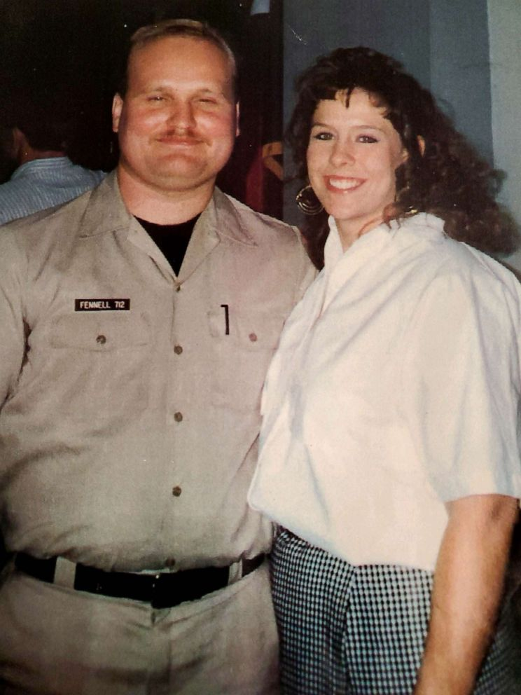 Stacey Stites and Jimmy Fennell
