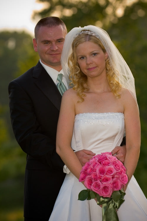 Justine and Eric Abshire