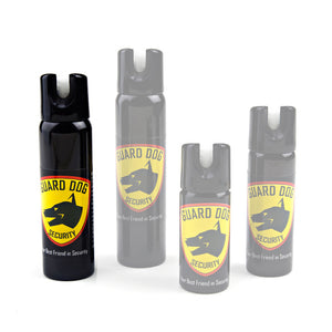 4OZ TWIST-TOP GLOW-IN-THE-DARK Pepper Spray