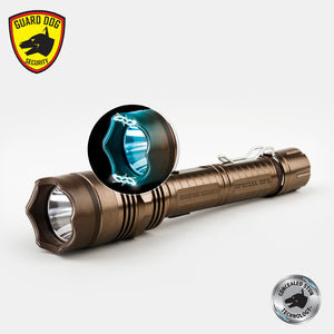 Flashlight and Concealed Stun Gun (Special Ops)
