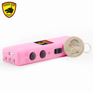Stun Gun and Tactical Flashlight (Hornet)