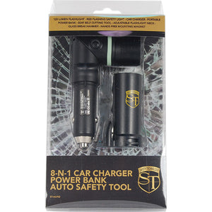 8-N-1 Auto Safety Tool