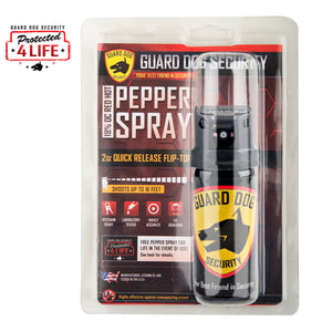 Pepper Spray (2OZ FLIP-TOP FOGGER)