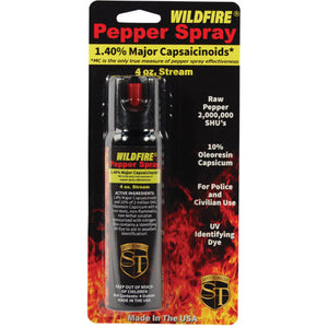 Wildfire Stream (4 oz) Pepper Spray