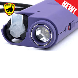 Stun Gun, Flashlight & Pepper Spray (Olympian)