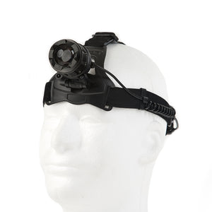 TACTFORCE 600 LUMENS TACTICAL HEADLAMP