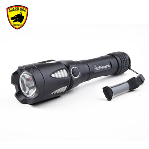 00 Multi-Function Rechargeable Tactical Flashlight + 5 Light Functions (IGNIGHT 800)