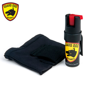 Activewear Pepper Spray Hand Sleeve w/ 1/2 oz Pepper Spray