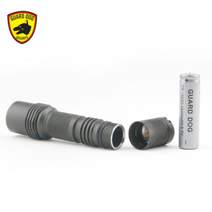380 Lumen Waterproof Tactical Flashlight, 5 Functions (Fusion)