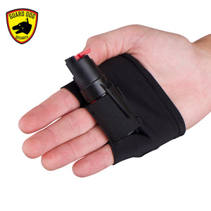 Guard Dog Pepper Spray + Knuckle Defense Activewear Hand Sleeve