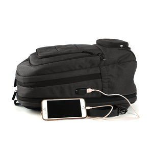Bulletproof Backpack (PROSHIELD FLEX - CHARCOAL)