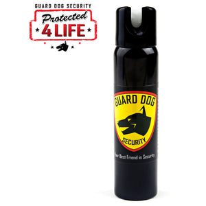3OZ TWIST-TOP GLOW-IN-THE-DARK Pepper Spray