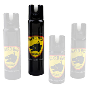 5OZ TWIST-TOP GLOW-IN-THE-DARK Pepper Spray