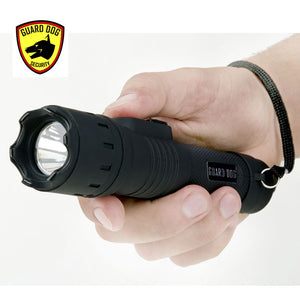 Guard Dog Flashlight and Concealed Stun Gun (Stealth)