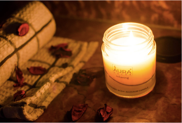 All About Massage Candles