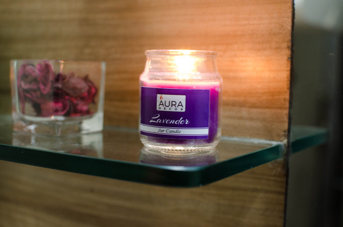 Benefits of Lavender Fragrance Candles