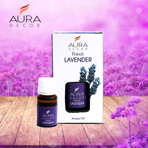 Aromatherapy Oil 100% Therapeutic Grade  (  French Lavender )