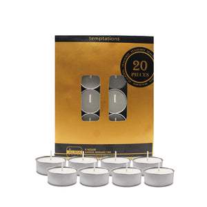 AuraDecor Tealight Bulk Buy Pack ( Master Box ) ( Burning Time 5 Hours Approx)