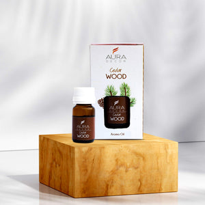 Aromatherapy Oil 100% Therapeutic Grade  (  Cedar Wood )