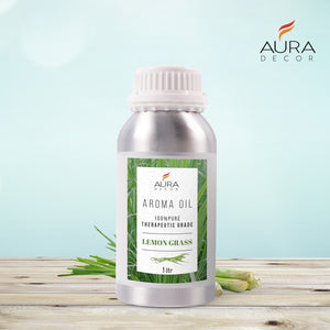 Lemon Grass Fragrance 100% Undiluted Aromatheraphy Oil