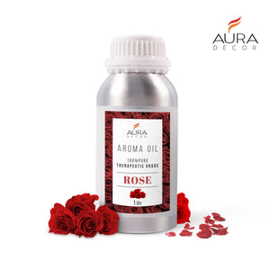 Rose Fragrance 100% Undiluted Aromatheraphy Oil