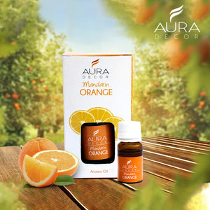 Aromatherapy Oil 100% Therapeutic Grade  ( Mandarin Orange )