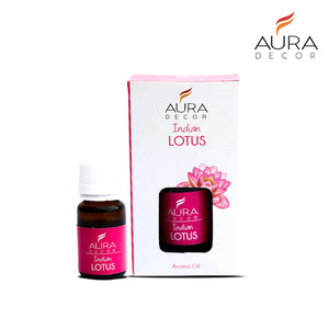Aromatherapy Oil 100% Therapeutic Grade  ( Indian Lotus )