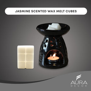 AuraDecor Aroma Wax Melts/Scentsy wax Tarts/Tart Wax Jasmine