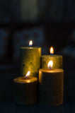 Set of 4 Pillar Candles (Marble Finish) ( 2*2, 2*3, 2*4, 2*4.5) - auradecor.co.in
