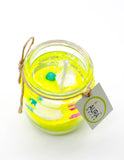 Gel Jar Candle ( Assorted Colours ) - auradecor.co.in