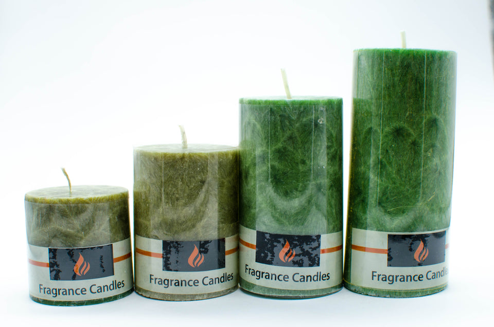 Customized Candles