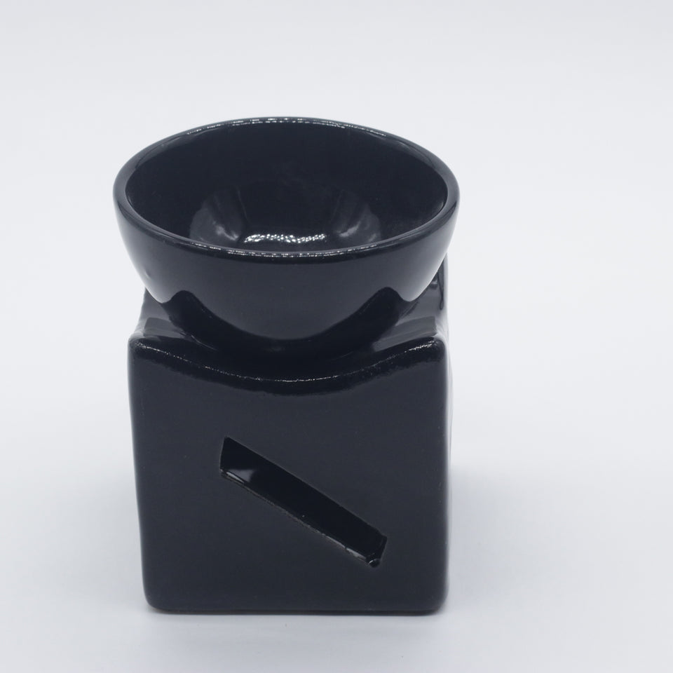 AuraDecor Aroma Oil Burner with 10ml Aroma Oil ( LemonGrass ) - auradecor.co.in